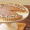 Raisin-Pumpkin Tart