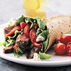 Steak and Blue Cheese Wrap