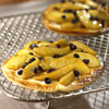 Caramelized Apple Tostadas