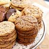 Molasses Ginger Cookies
