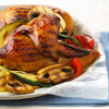 Honey-Dijon Barbecued Chicken