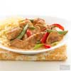 Thai Pork and Vegetable Curry