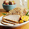 Hazelnut-Crusted Turkey Breast