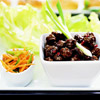Teriyaki Beef and Lettuce Wraps