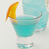 Blue Hawaii Martini