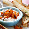 Creamy Apricot and Onion Dip