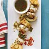 Pineapple and Scallop Skewers