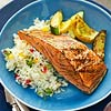 Sweet and Smoky Grilled Salmon