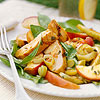 Glazed-Chicken Spinach Salad