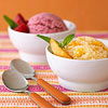 Honey-Apricot Frozen Yogurt