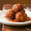 Sweet and Sassy Meatballs