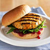 Turkey-Cranberry Burgers