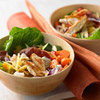 Crispy Chopped Chicken Salad