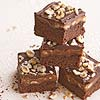 Caramel-Hazelnut Brownies