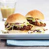 Pecan Crusted Sliders