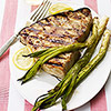 Grilled Teriyaki Swordfish