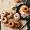 Spiced Pumpkin Doughnuts
