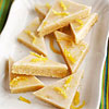 Lemony Glazed Shortbread Bars