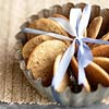 Golden Butterscotch Icebox Cookies