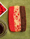 Red-Hot Chocolate Slices