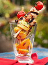 Turkey Kabobs with Orange-Mustard Glaze