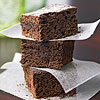 Cinnamon-Spice Chocolate Brownies