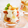 Citrus Trifle with Orange Custard