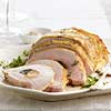 Roast Loin of Pork Stuffed with Dried Apricots & Plums