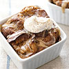 Tiramisu Bread Puddings