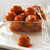 Saucy Apricot 'n' Spiced Meatballs