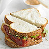 Next-Day Grilled Meat Loaf Sandwiches
