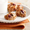 Cranberry Crunch Cookies