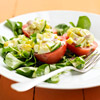 Tomato Egg Salad