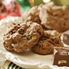 Chocolate-Almond Sugar Cookies