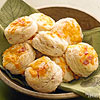 Bacon-and-Cracked Black Pepper Biscuits