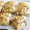 Bruschetta Biscuits with Feta