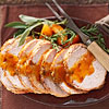 Herbed Apricot Pork Loin Roast