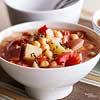 Garbanzo Bean and Vegetable Stew