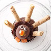 Turkey Tom Cupcakes