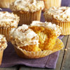 Pineapple-Carrot Cupcakes