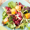 Roasted Butternut Squash and Beet Salad with Queso Cojita
