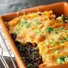Chipotle-Bean Enchiladas