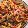 Beef and Pasta Skillet
