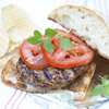 Grilled Herb Burgers