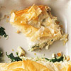 Chicken and Spinach Phyllo Bake