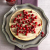 Cranberry-Chocolate Cheesecake