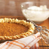 Pumpkin Butter Oatmeal Pie