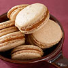 Pumpkin Spice Macaroons