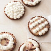 Cranberry Cream Tartlets