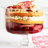 Wine-Poached Pear Trifle